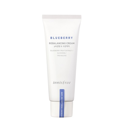 Innisfree Blueberry Rebalancing Cream 50ml korean cosmetic skincare product online shop malaysia china usa