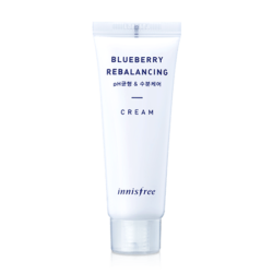 Innisfree Blueberry Rebalancing Cream 50ml korean cosmetic skincare shop malaysia singapore indonesia