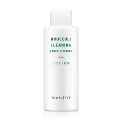 Innisfree Broccoli Clearing Lotion 130ml korean cosmetic skincare shop malaysia singapore indonesia