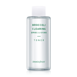 Innisfree Broccoli Clearing Toner 150ml korean cosmetic skincare shop malaysia singapore indonesia