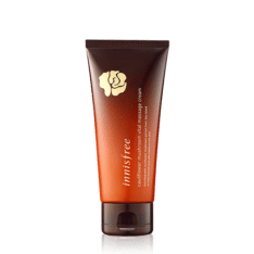 Innisfree Cauliflower Mushroom Vital Massage Cream 130ml korean cosmetic skincare shop malaysia singapore indonesia