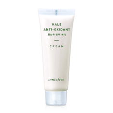 Innisfree Kale Anti Oxidant Cream 50ml korean cosmetic skincare shop malaysia singapore indonesia