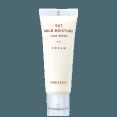 Innisfree Oat Mild Moisture Cream 50ml korean cosmetic skincare shop malaysia singapore indonesia