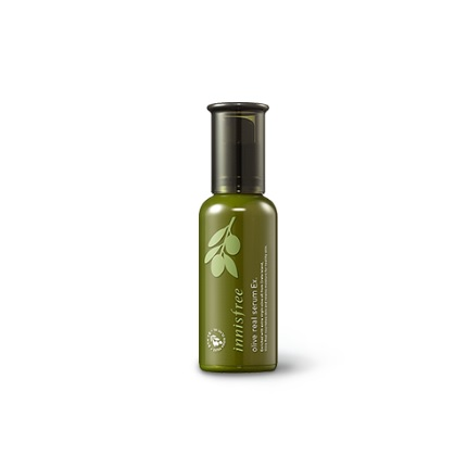 Innisfree Olive Real Serum 50ml korean cosmetic skincare product online shop malaysia china usa