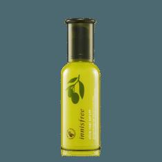Innisfree Olive Real Serum 50ml korean cosmetic skincare shop malaysia singapore indonesia
