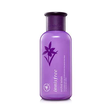 Innisfree Orchid Lotion 160ml korean cosmetic skincare shop malaysia singapore indonesia