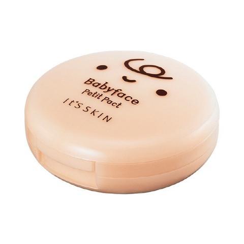 It's Skin Babyface Petit Pact SPF 25 PA++ 5g korean cosmetic skincare shop malaysia singapore indonesia