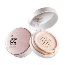 The Face Shop 24HR Full Stay CC Cream SPF 50+  PA+++ 16g korean  cosmetic makeup  product  online shop  malaysia  thailand bhutan
