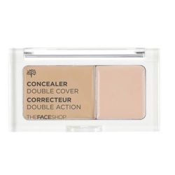 The Face Shop Concealer Double Cover 10g korean cosmetic makeup product  online shop malaysia  thailand bhutan