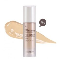 The Face Shop Cover Lasting Foundation SPF 50 PA+++ 35g korean cosmetic makeup product  online shop  malaysia  thailand bhutan