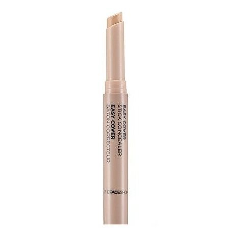 The Face Shop Easy Cover Stick Concealer 3g korean cosmetic makeup product online shop malaysia thailand bhutan