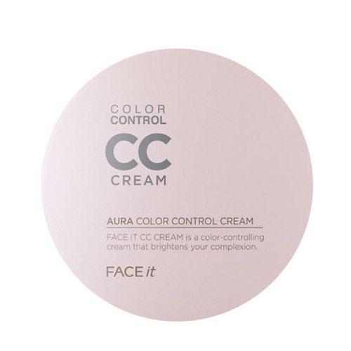 The Face Shop Face It Aura Color Control Cream 20g korean cosmetic makeup product online shop malaysia thailand bhutan