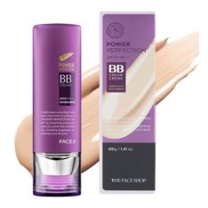 The Face Shop Face It Power Perfection BB Cream SPF 37 PA++ 40g korean cosmetic makeup product online shop malaysia thailand bhutan
