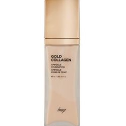 The Face Shop Gold Collagen Ampoule Foundation Malaysia Mexico Brazil