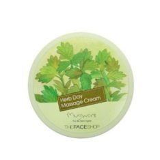 The Face Shop Herb Day Massage Cream 150 ml korean cosmetic skincare cleanser product online shop malaysia italy usa