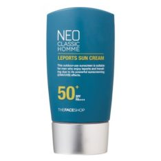 The Face Shop Neo Classic Homme Leports Sun Cream SPF 50 PA+++ 45ml korean cosmetic men skincare product online shop malaysia  poland finland