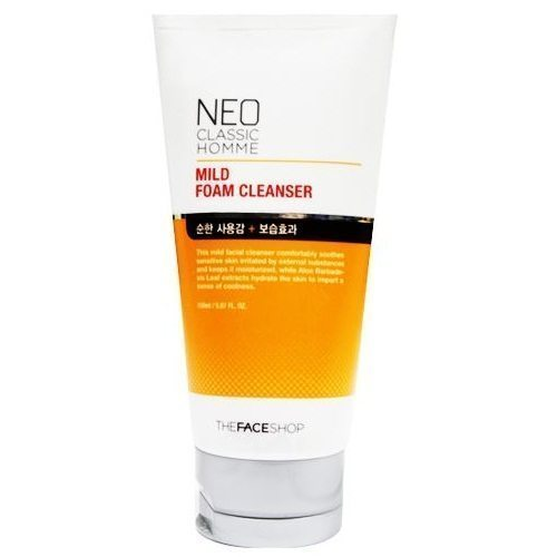 The Face Shop Neo Classic Homme Mild Foam Cleanser