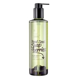 The Face Shop Real Seed Cleansing Oil 300ml korean cosmetic skincare  cleanser  product  online shop malaysia  italy usa