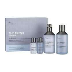 The Face Shop The Fresh For Men Hydrating Facial Skincare Set korean cosmetic men skincare product online shop malaysia poland finland