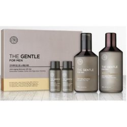 The Face Shop The Gentle For Men Anti Aging Skincare Gift Set korean cosmetic men skincare product online shop malaysia poland finland