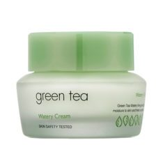 it's Skin Green Tea Watery Cream 50ml korean cosmetic skincare shop malaysia singapore indonesia