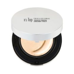 it's Skin It's Top Professional Touch Finish Creamy Pact 10g korean cosmetic skincare shop malaysia singapore indonesia