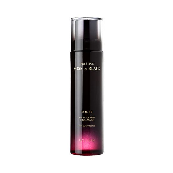 it's Skin PRESTIGE Rose De Black Toner 140ml korean cosmetic skincare shop malaysia singapore indonesia