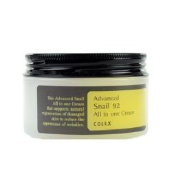 COSRX Advanced Snail 92 All In One Cream 100ml korean cosmetic  skincare product online shop malaysia  australia  canada