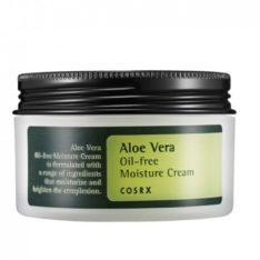COSRX Aloe Vera Oil Free Moisture Cream 100ml korean cosmetic  skincare product online shop malaysia  australia  canada
