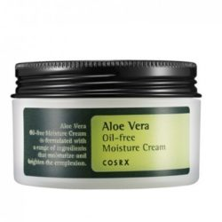 COSRX Aloe Vera Oil Free Moisture Cream 100ml korean cosmetic  skincare product online shop malaysia  australia  canada