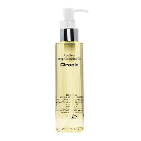 COSRX CIRACLE Absolute Deep Cleansing Oil 150ml korean  cosmetic skincare cleanser product online shop malaysia macau brunei