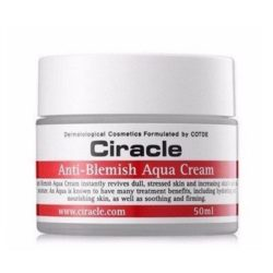 COSRX CIRACLE Anti Blemish Aqua Cream 50ml korean cosmetic skincare product online shop malaysia australia canada