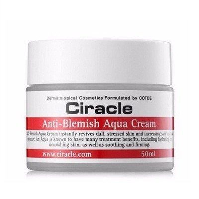 COSRX CIRACLE Anti Blemish Aqua Cream 50ml korean cosmetic skincare product online shop malaysia australia canada