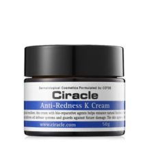 COSRX CIRACLE Anti Redness K Cream 50ml korean cosmetic skincare product online shop malaysia australia canada