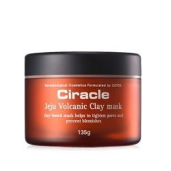 COSRX CIRACLE Jeju Volcanic Clay Mask 135g korean cosmetic skincare product online shop malaysia australia canada