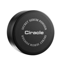 COSRX CIRACLE Secret Sebum Powder 5g korean cosmetic special skincare product online shop malaysia thailand laos
