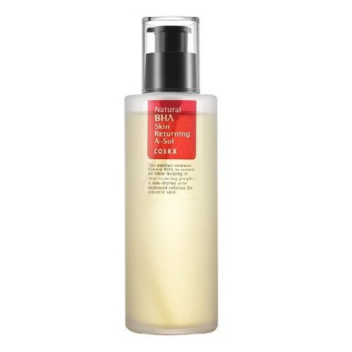 COSRX Natural BHA Skin Returning A Sol 100ml korean cosmetic skincare product online shop malaysia australia canada