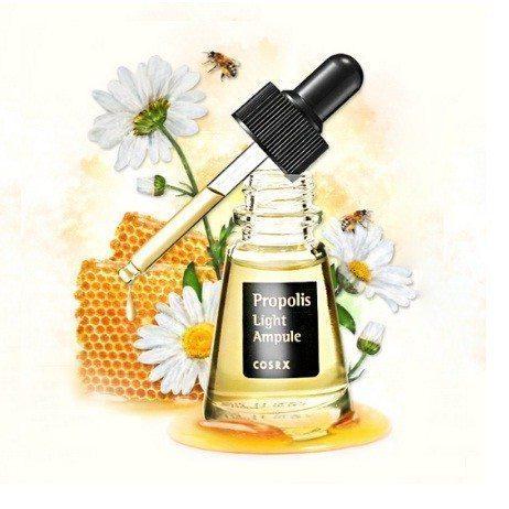 COSRX Propolis Light Ampule 20ml korean cosmetic skincare product online shop malaysia australia canada