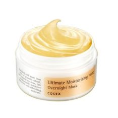 COSRX Ultimate Moisturizing Honey Overnight Mask 50g korean cosmetic special skincare product online shop malaysia thailand laos