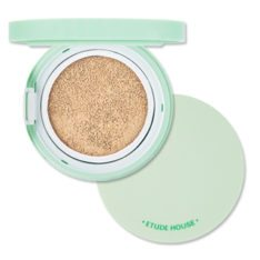 Etude House AC Clean Up Mild BB Cushion SPF 50 PA+++ 14g korean cosmetic skincare shop malaysia singapore indonesia