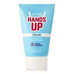 Etude House Put Your Hands Up Smooth In Shower Hair Removal Cream 100ml korean cosmetic skincare shop malaysia singapore indonesia
