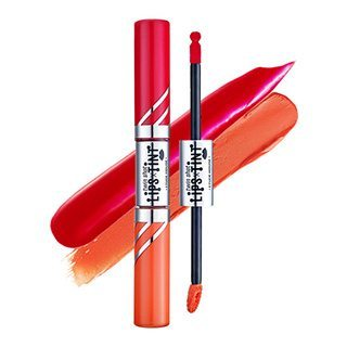 Etude House Twin Shot Lips Tint 8g korean cosmetic skincare shop malaysia singapore indonesia