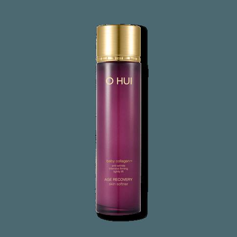 OHUI Age Recovery Skin Softener 150ml korean cosmetic skincare shop malaysia singapore indonesia