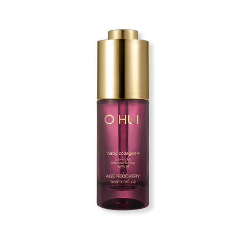 OHUI Age Recovery Treatment Oil 30ml korean cosmetic skincare shop malaysia singapore indonesia