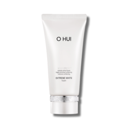 OHUI Extreme White Foam 160ml korean cosmetic skincare shop malaysia singapore indonesia