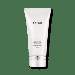 OHUI Extreme White Foam 160ml korean cosmetic skincare shop malaysia singapore indonesia