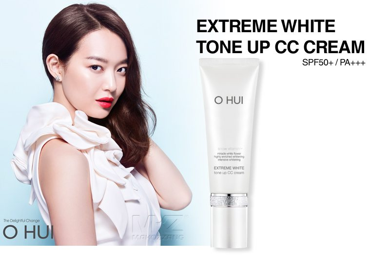 OHUI Extreme White Tone Up CC Cream 40ml malaysia singapore indonesia