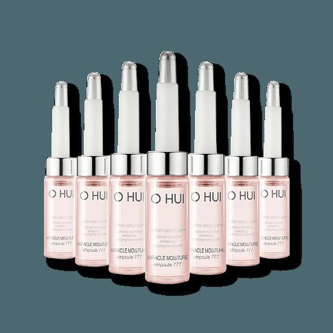 OHUI Miracle Moisture Ampoule 777 korean cosmetic skincare shop malaysia singapore indonesia