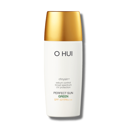 OHUI Perfect Sun Green 50ml korean cosmetic skincare shop malaysia singapore indonesia