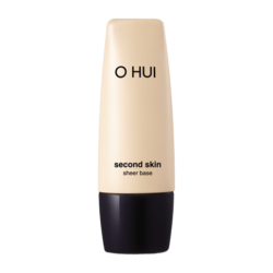 OHUI Second Skin Sheer Base 40ml korean cosmetic skincare shop malaysia singapore indonesia